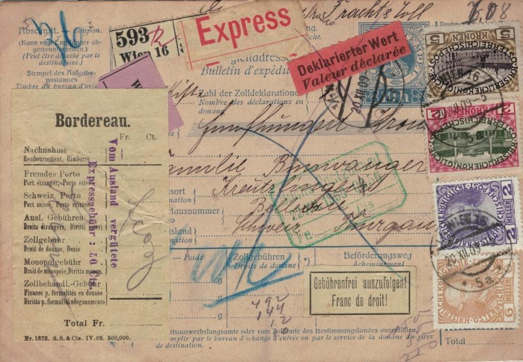 Die Freimarkenausgabe 1908 - Seite 9 Postbe10