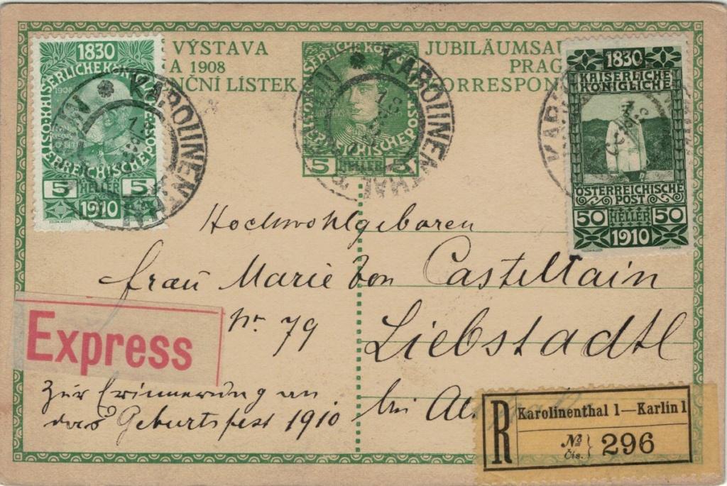 Die Freimarkenausgabe 1908 - Seite 8 Prager10