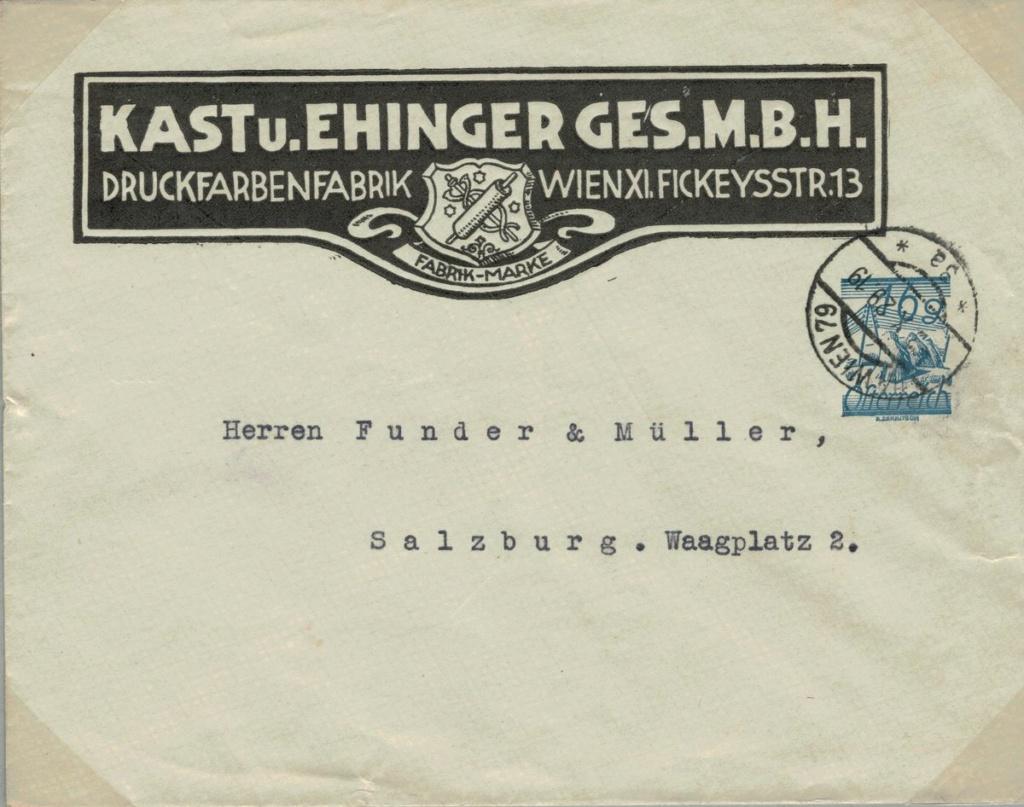 Österreich 1925 - 1938 - Seite 17 Privat11