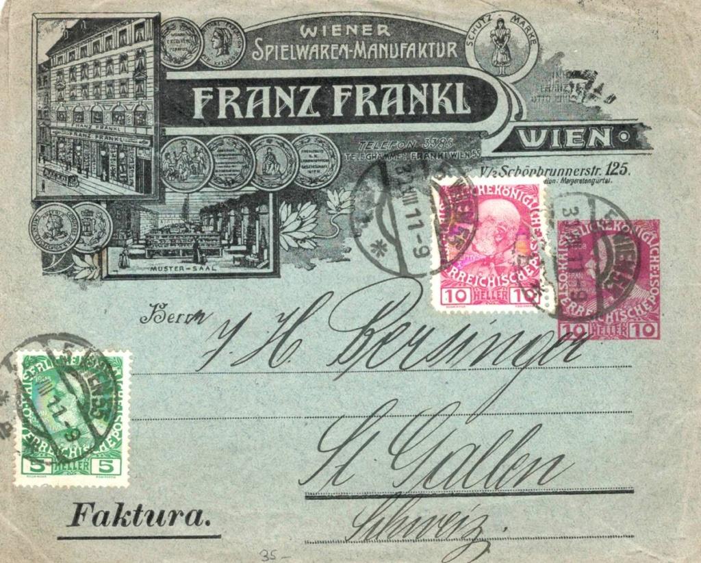 Die Freimarkenausgabe 1908 - Seite 11 Privat12