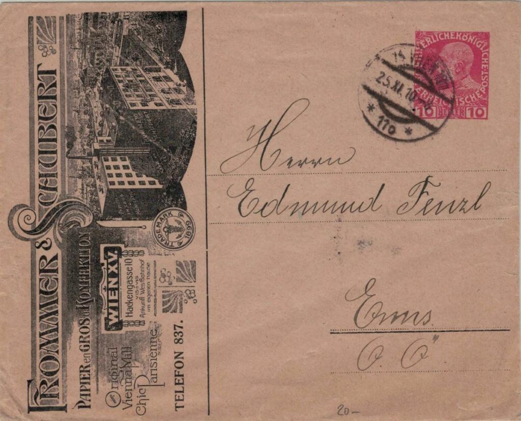 Die Freimarkenausgabe 1908 - Seite 12 Privat13