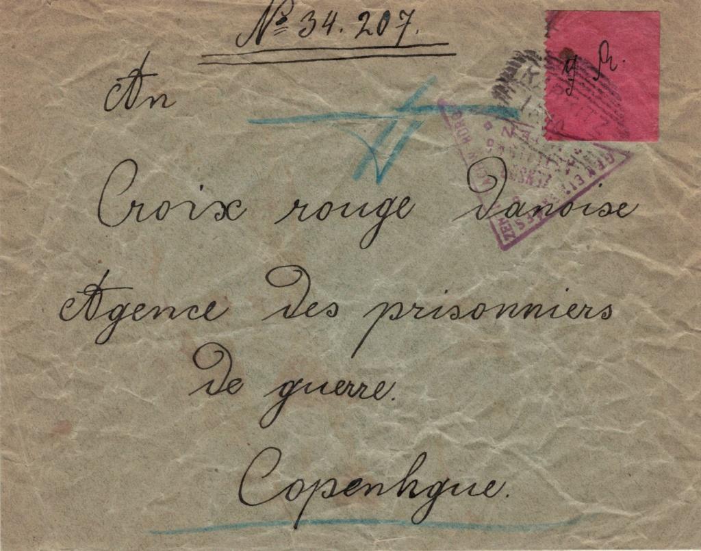 Kriegsgefangenenpost WK I Provis11
