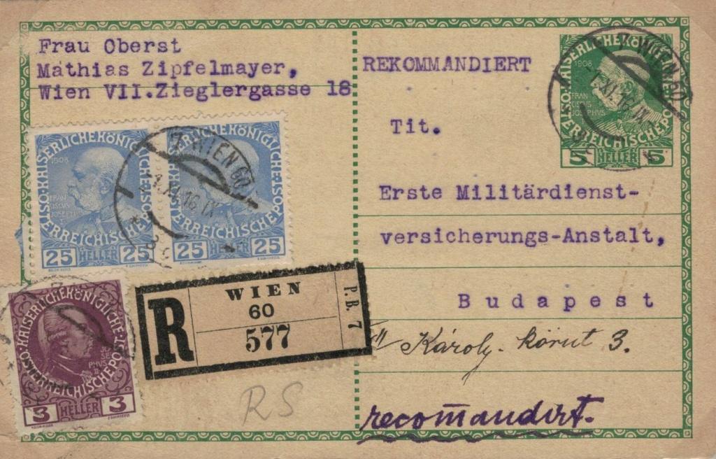 Die Freimarkenausgabe 1908 - Seite 10 Reko_r11
