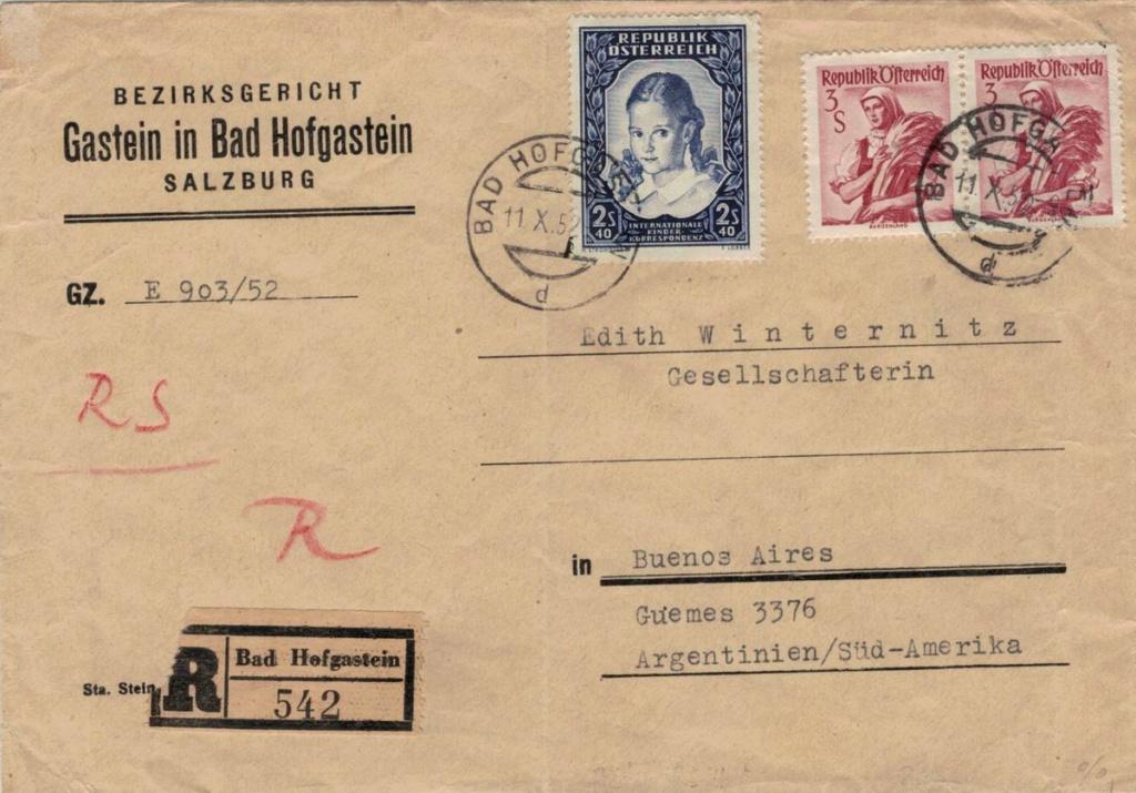 Sammlung Bedarfsbriefe Österreich ab 1945 - Seite 17 Reko_r12