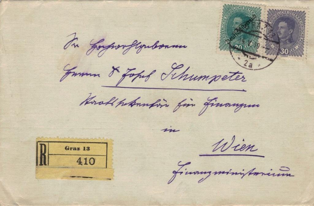 Inflation in Österreich - Belege - 1918 bis 1925 - Seite 23 Schump10