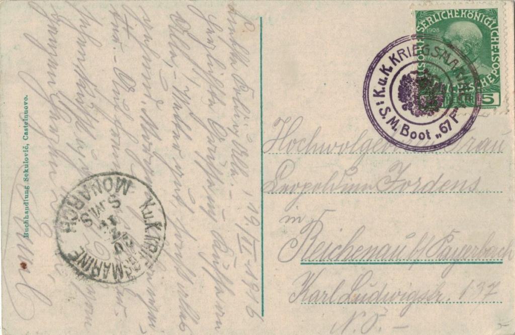 Die Freimarkenausgabe 1908 - Seite 7 Sm_67f10
