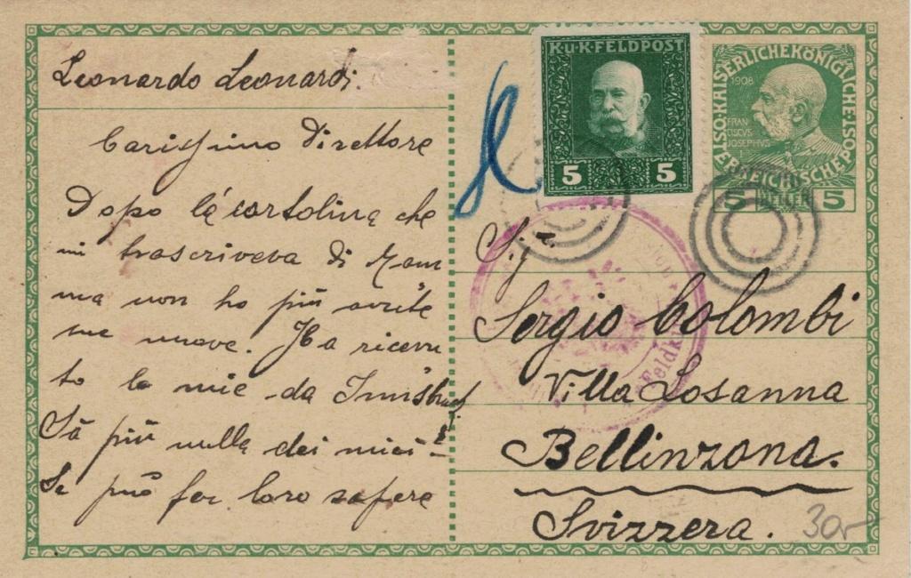 Die Freimarkenausgabe 1908 - Seite 6 Stumme10