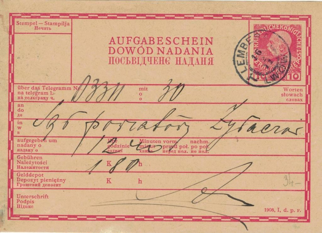 Die Freimarkenausgabe 1908 - Seite 10 Tegram10