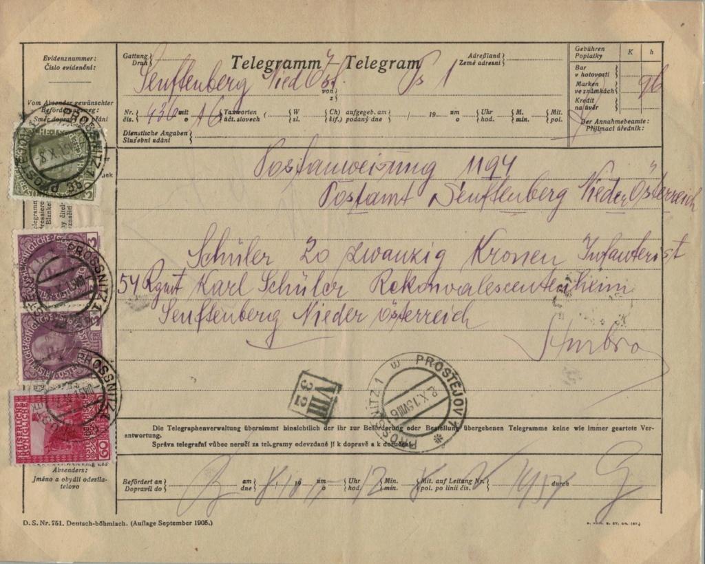 Die Freimarkenausgabe 1908 - Seite 10 Telegr10
