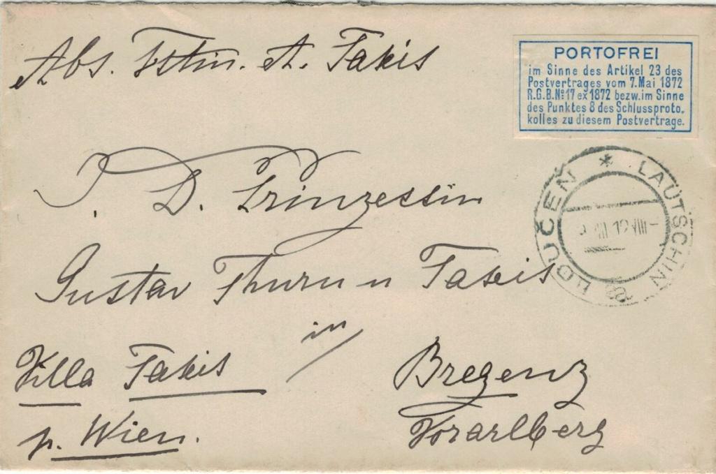 Briefe oder Karten von/an berühmte oder bekannte Personen - Seite 2 Thurn_10