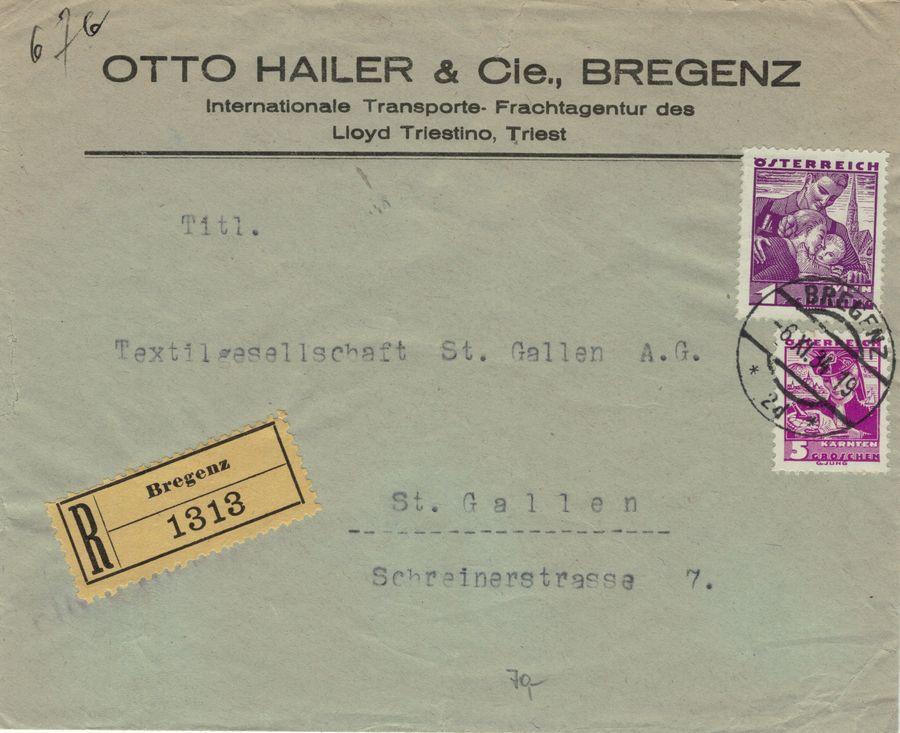 Österreich 1925 - 1938 - Seite 15 Tracht10