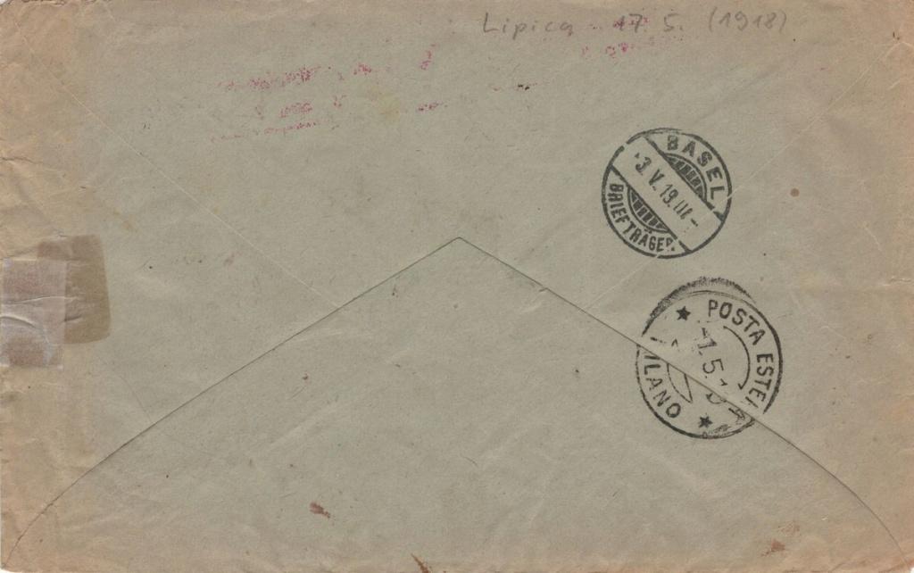 Die Freimarkenausgabe 1908 - Seite 5 Ukrain11
