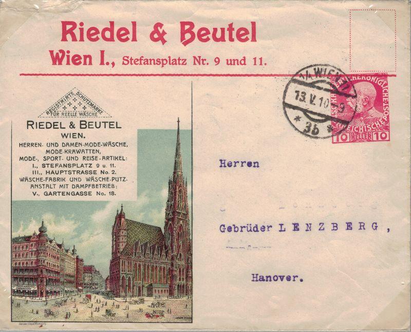 Werbeumschläge und -karten aus Österreich - Seite 7 Werbun10