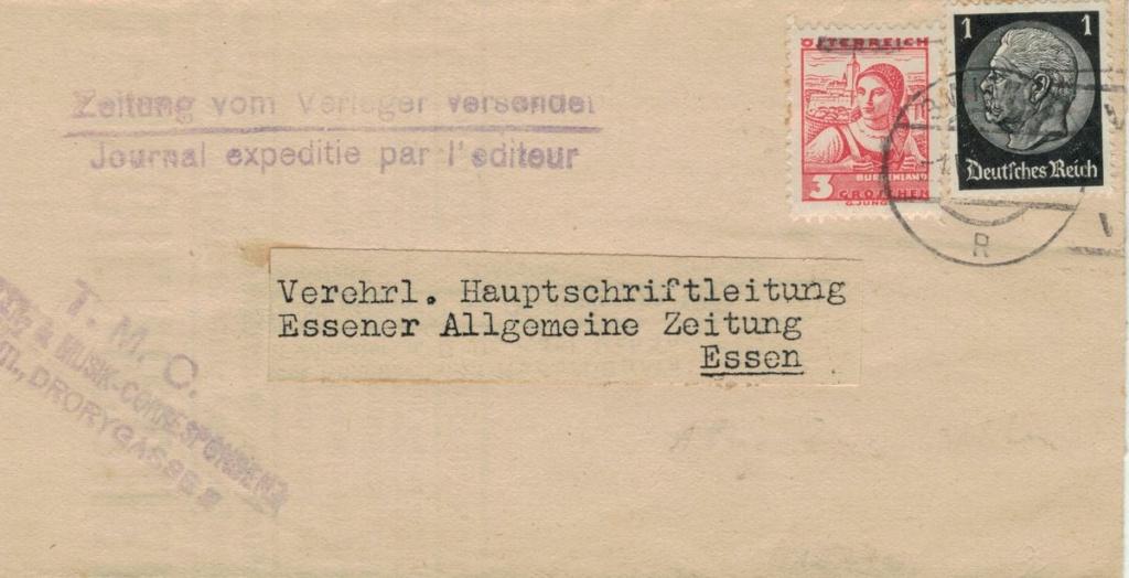 Österreich im III. Reich (Ostmark) Belege - Seite 24 Zeitun11