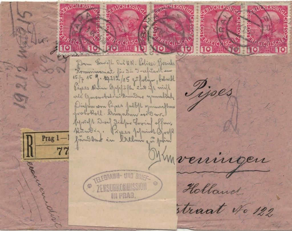 Die Freimarkenausgabe 1908 - Seite 8 Zensur10