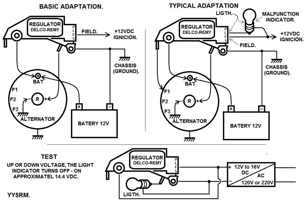falla de alternador sube y baja la aguja del voltimetro Adapta10