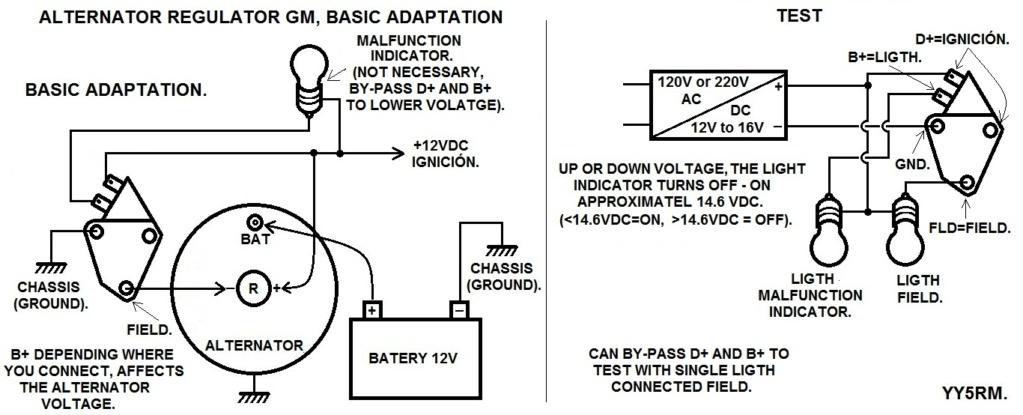 falla de alternador sube y baja la aguja del voltimetro Adapta11