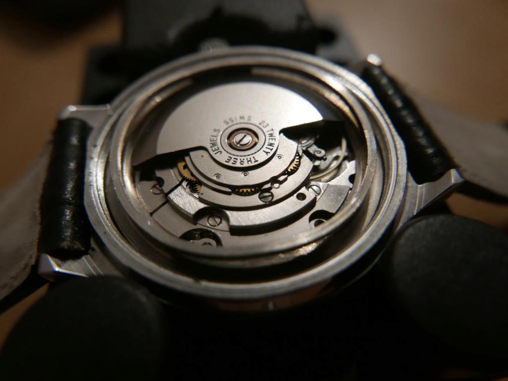 Mido -  [Postez ICI les demandes d'IDENTIFICATION et RENSEIGNEMENTS de vos montres] - Page 35 P1060510
