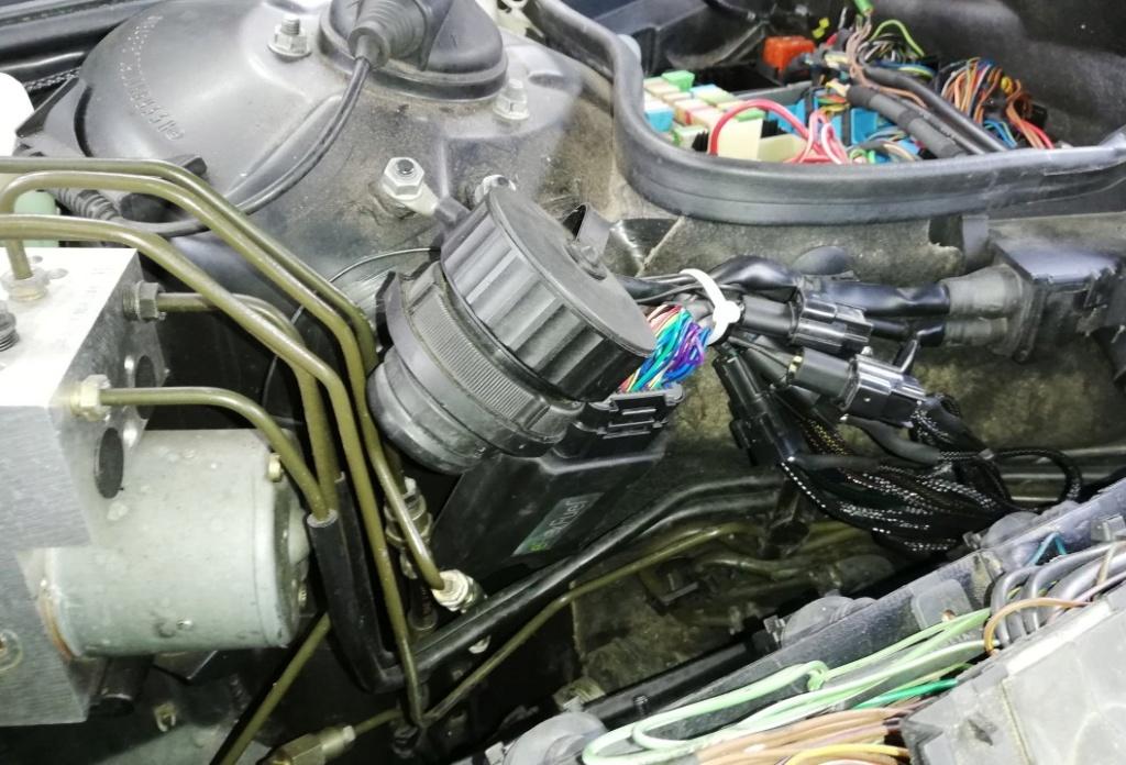 E38 M62 - Conversion flexfuel e85 E38-ca13