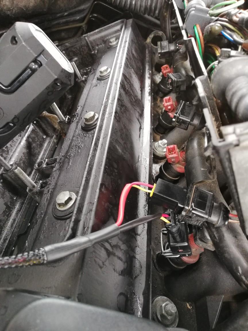 E38 M62 - Conversion flexfuel e85 Faisce10