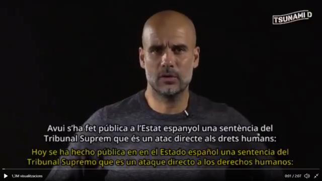 [TD] PRIMERA ACCIÓ DEL TSUNAMI DEMOCRÀTIC Pep_gu10