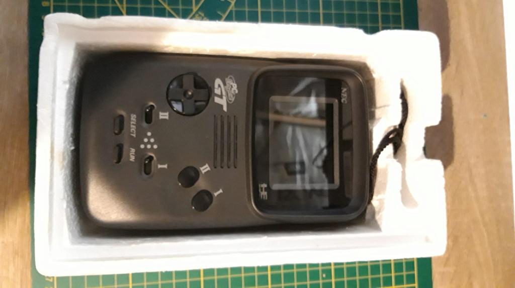 [VENDU] Console Portable PC Engine GT  10779010
