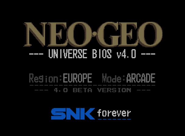 [VENDS] Eprom Unibios 4.0 neo geo Unibio10