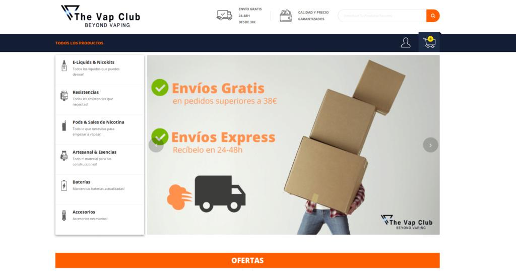 The Vap Club - Tu nueva tienda de vapeo Online! Captur10