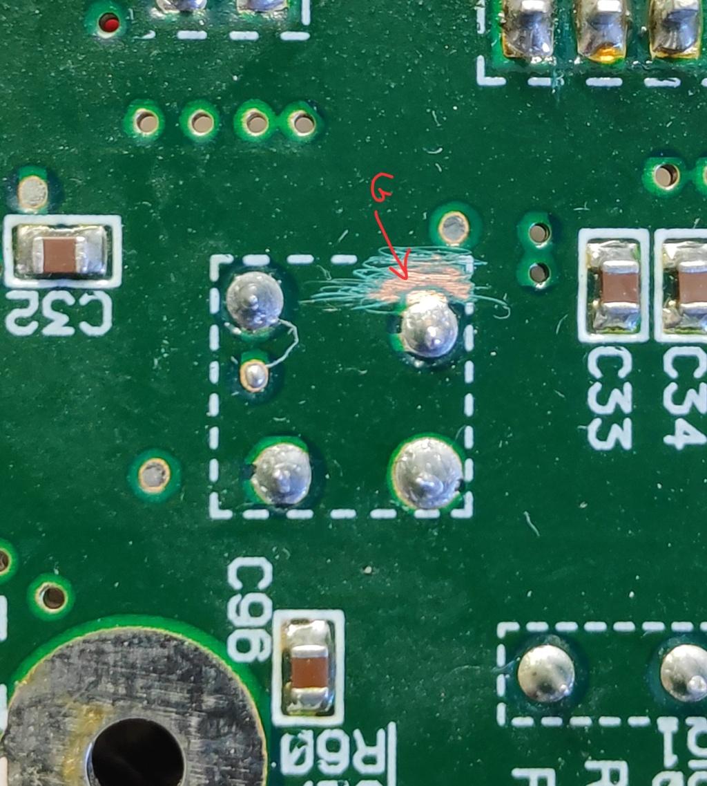 SNES ne demarre pas, fusible ok, piste C59 en vrac - Page 3 Img_2073
