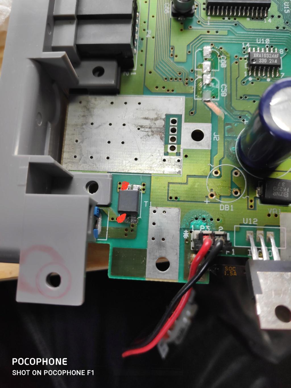 SNES ne demarre pas, fusible ok, piste C59 en vrac - Page 4 Img_2087
