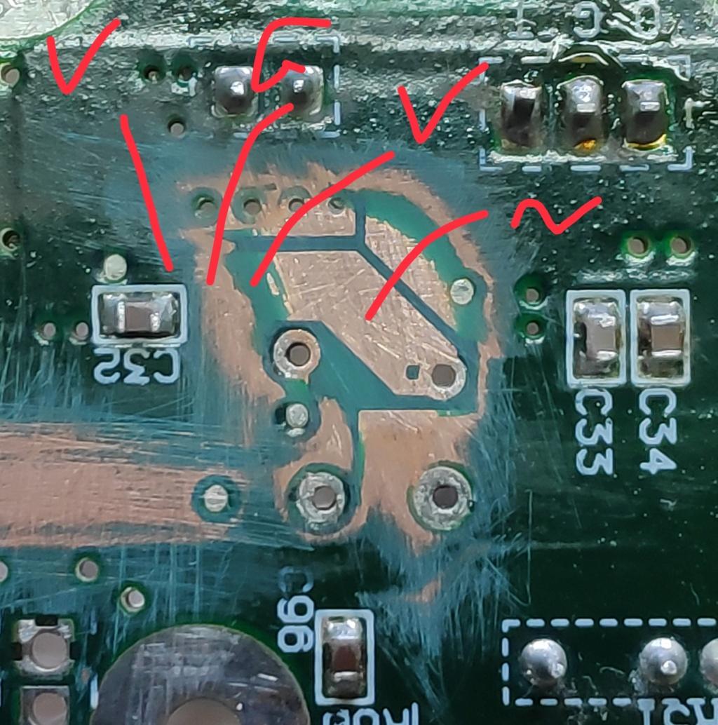 SNES ne demarre pas, fusible ok, piste C59 en vrac - Page 4 Img_2089