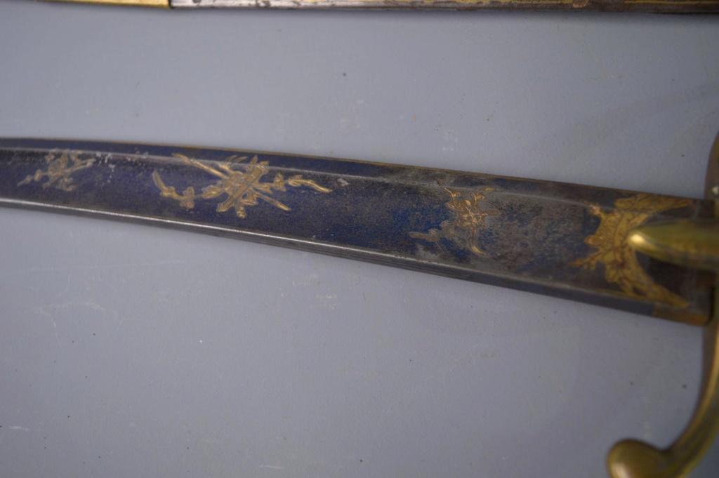 sabre de cavalerie continental Lion_h11
