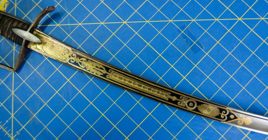 sabre de cavalerie de luxe Vfnhrz11