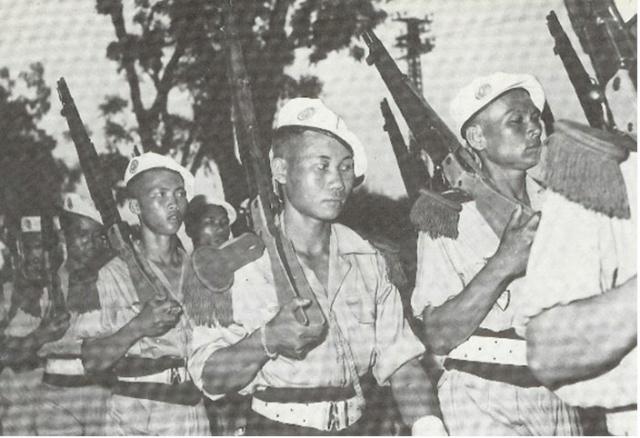 Les Parachutistes vietnamiens Ciple10