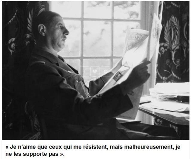 L'humour du Général de Gaulle Dg10