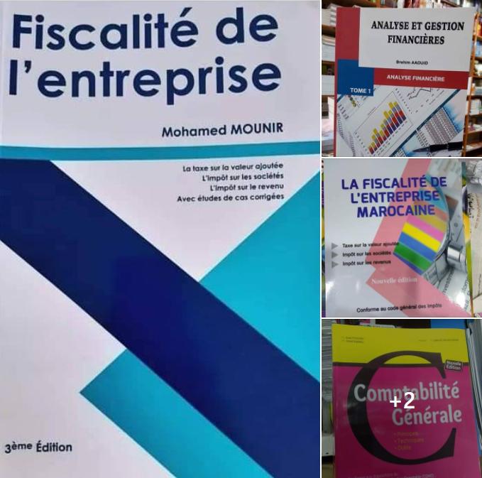 Livres de comptabilité GENERAL et Analytique  Livres10