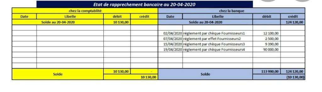 rapprochement bancaire Rappro11