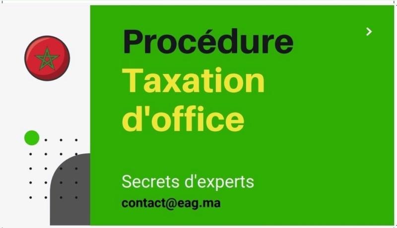 Taxation d'office Taxati10