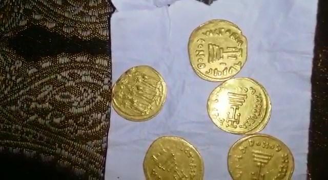 السلام عليكم ارجوا تقييم وتسعير العملة البيزنطية والمساعدة في بيعها Whatsa15