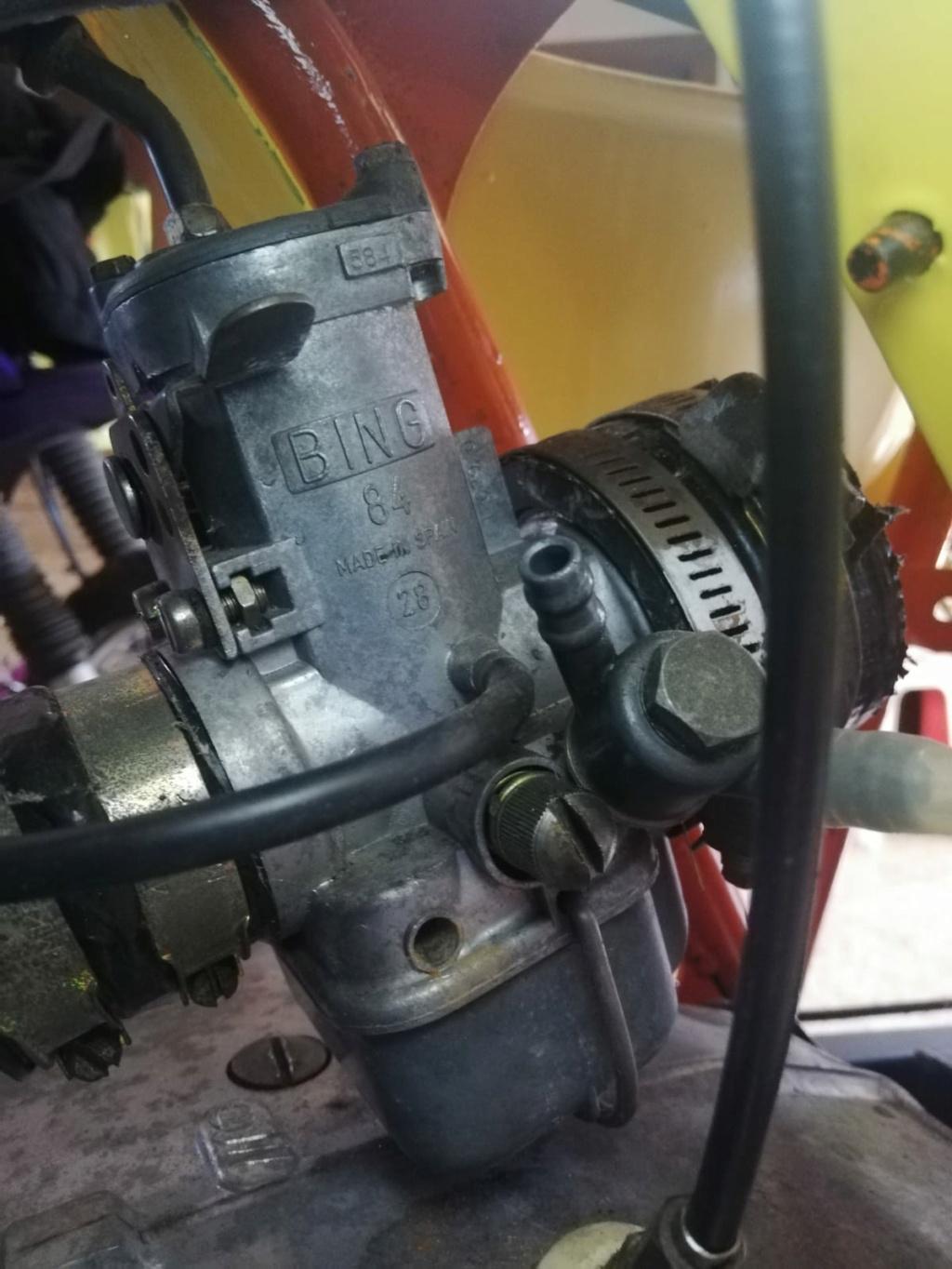 Ajuste de Carburador Bing 84-28 Carbur11