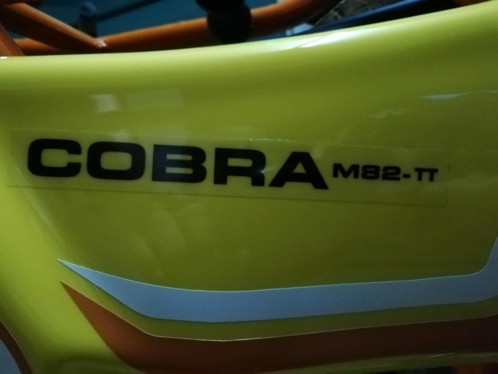 Adhesivo Cobra M82-TT  Cobra10