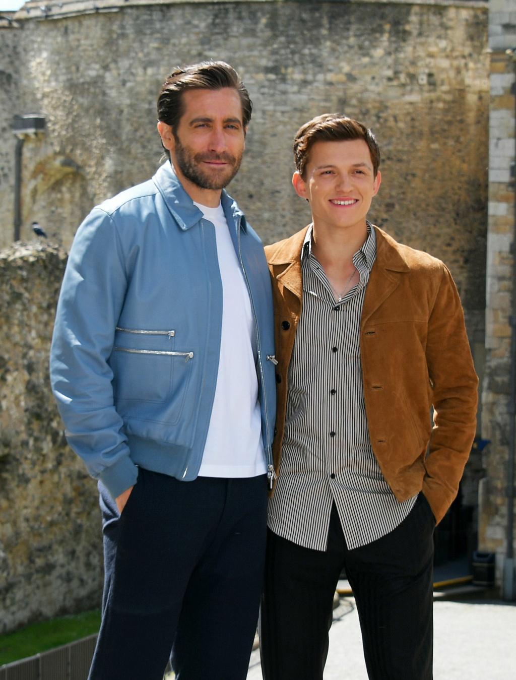 ¿Cuánto mide Jake Gyllenhaal?  - Real height - Página 2 Gettyi11