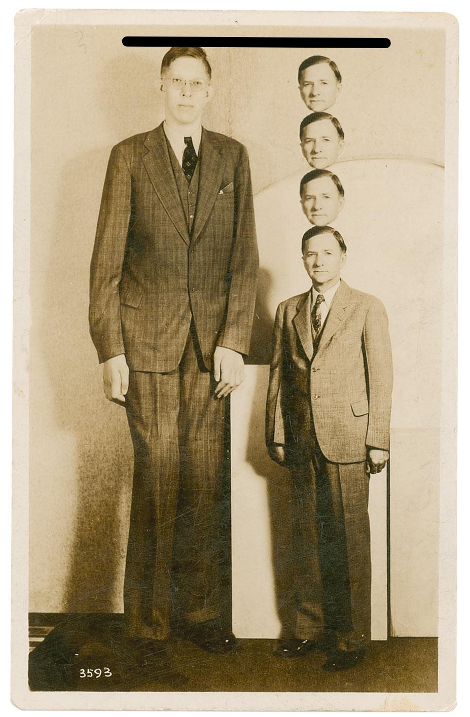 ¿Cuánto mide Robert Wadlow? - Altura - Real height - Página 2 Picsar10