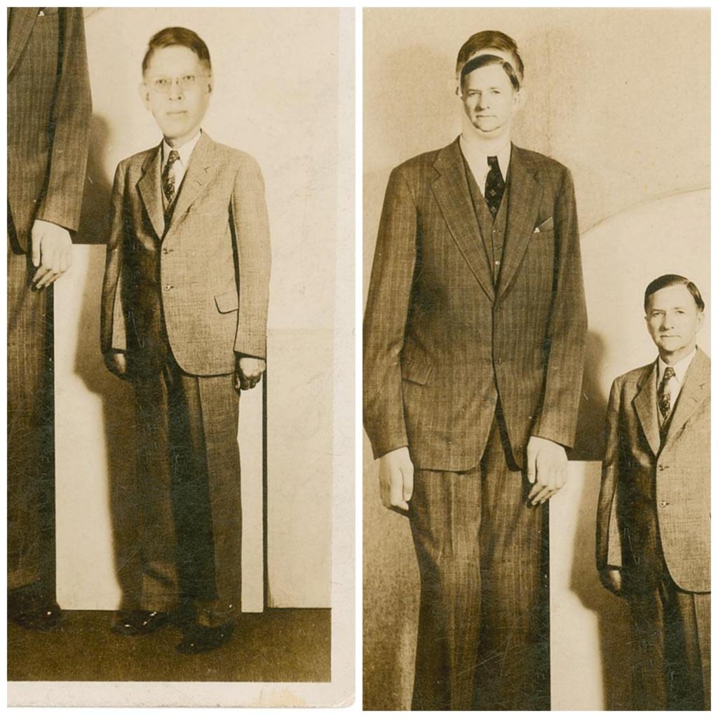 ¿Cuánto mide Robert Wadlow? - Altura - Real height - Página 2 Picsar11