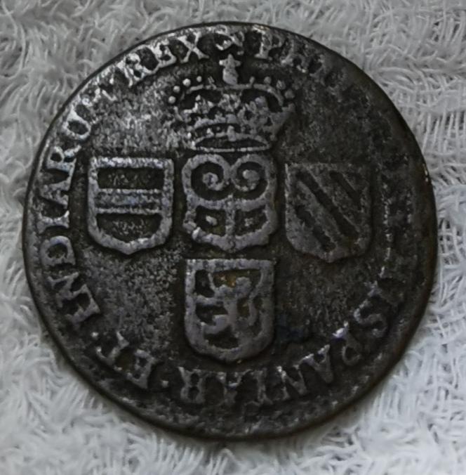 1 Liard Felipe V - 1710 Img_2053