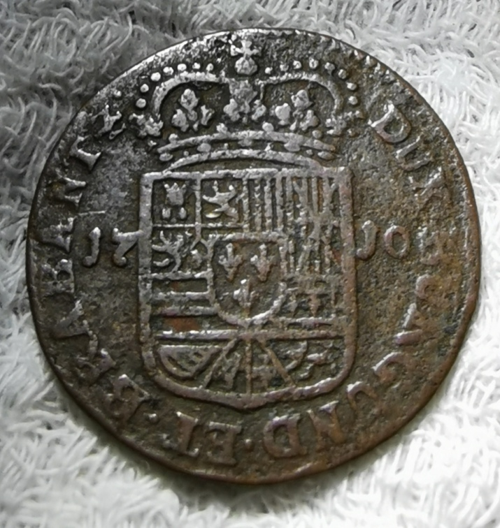 1 Liard Felipe V - 1710 Img_2054