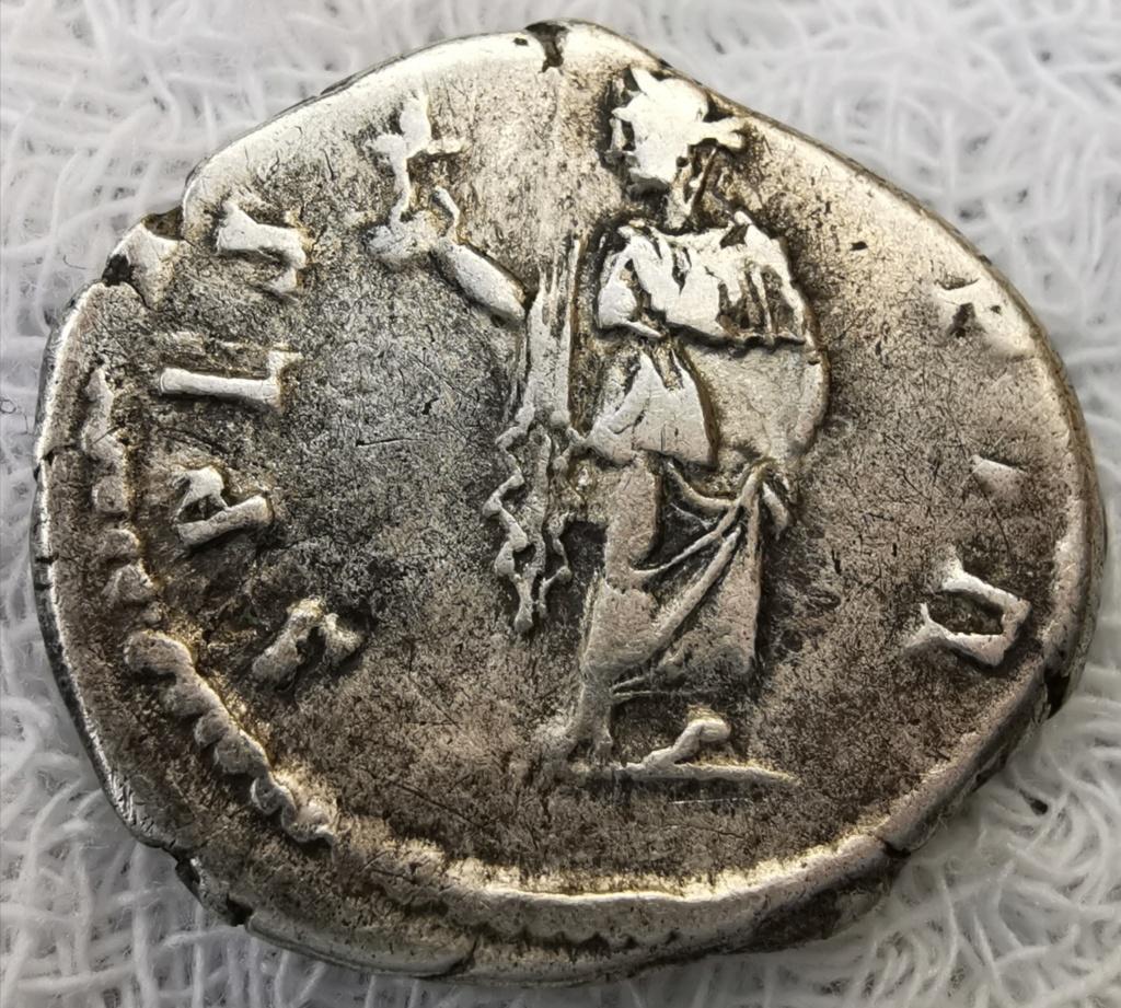 Denario de Adriano. SPES  P. R. Roma Img_2061