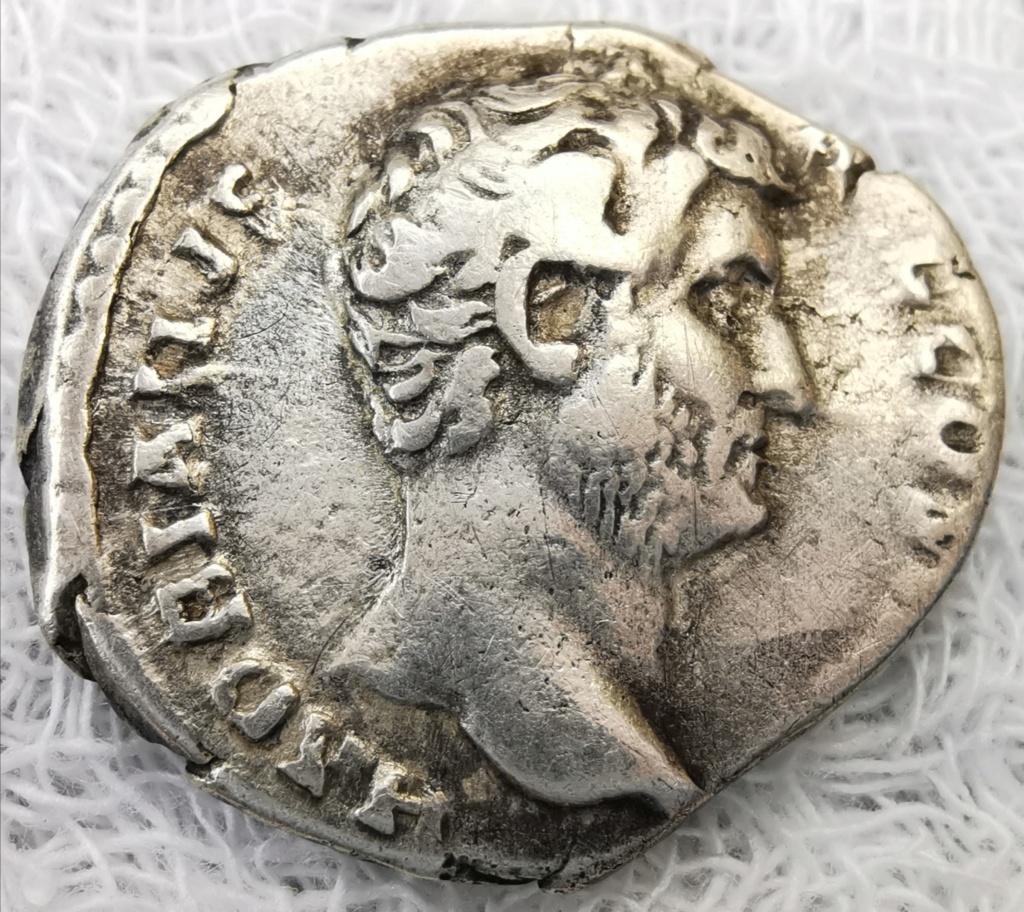 Denario de Adriano. SPES  P. R. Roma Img_2062