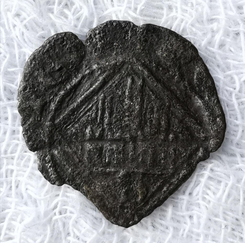Dinero Pedro I - El Cruel. Sevilla. Reino de Castilla y León (1350-1368) Img_2066