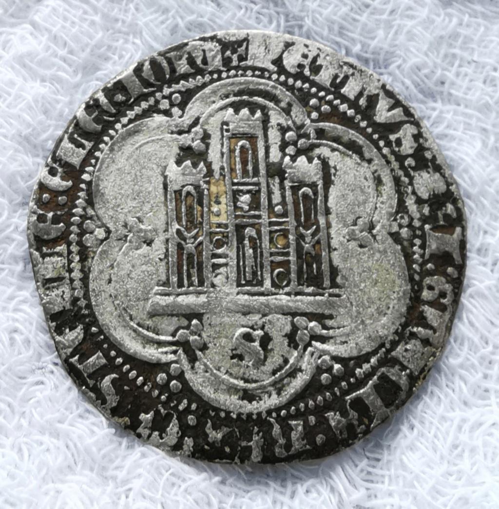 4 Maravedís Pedro I  El Cruel. Sevilla (1350-1368) Img_2067